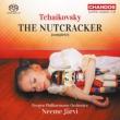 Nutcracker : Neeme Jarvi / Bergen Philharmonic (Hybrid)