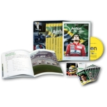 Ayrton Senna Tsuioku no Eiyu 10 Volume Set Limited [Auto Sports WEB / Loppi / HMV Limited] Original Novelty