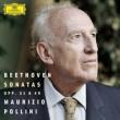 Piano Sonatas Nos.16, 17, 18, 19, 20 : Pollini