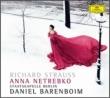 Ein Heldenleben, 4 Letzte Lieder : Barenboim / Staatskapelle Berlin, Netrebko(S)(Deluxe Hard cover book version)