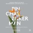 Brandenburg Concertos No.1-6 : Zukerman / Los Angeles Philharmonic (2SACD)(Hybrid)