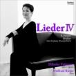 Lieder 4 -R.Strauss, Mahler : Mihoko Fujimura(Ms)Rieger(P)(Hybrid)