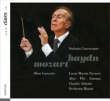 Mozart Oboe Concerto, Haydn Sinfonia Concertante : L.M.Navarro(Ob)Abbado / Orchestra Mozart