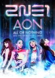 2014 2NE1 WORLD TOUR -ALL OR NOTHING-in Japan (2DVD)
