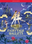 The Fairytale Ballets -Delibes Coppelia, Prokofiev Cinderella, Tchaikovsky Swan Lake, Sleeping Beauty (6DVD)