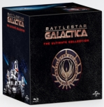 BATTLESTAR GALACTICA:THE ULTIMATE COLLECTION