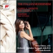 The Italian Modernism -Casella, Respighi, Pizzetti : Silvia Chiesa(Vc)Rovaris / Rai National So