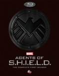 Marvel`s Agents Of S.H.I.E.L.D.Season 1 Complete Box