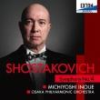 Symphony No.4 : Michiyoshi Inoue / Osaka Philharmonic Orchestra