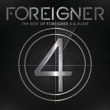 Best Of Foreigner 4 Live &