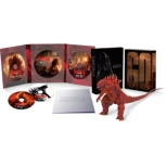 Godzilla Limited Edition 5-Disc Set +S.H.MonsterArts GODZILLA Poster Image Ver.