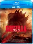 Godzilla 3D&2DBlu-ray