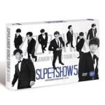 World Tour in Seoul ' SUPER SHOW 5' (2DVD+PHOTOBOOK)