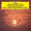 Finlandia, Tapiola, Valse Triste, The Swan of Tuonela : Karajan / Berlin Philharmonic (1984)(Single Layer)