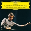 Orchestral Suites Nos.2, 3 : Karajan / Berlin Philharmonic, Zoeller(Fl)(Single Layer)