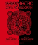 LIVE AT BUDOKAN �`RED NIGHT & BLACK NIGHT APOCALYPSE �`(Blu-ray)