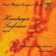 Symphonies Wq.182 : Oramo / Ostrobothnian Chamber Orchestra (Hybrid)
