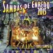 Sambas De Enredo Carnaval 2015: Grupo Especial -Escolas De Samba Do Rio De Janeiro