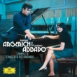 Concerto Recordings : Argerich(P)Abbado / Berlin Philharmonic, London Symphony Orchestra, Orchestra Mozart, Mahler Chamber Orchestra (5CD)