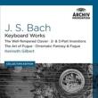 Keyboard Works -Archiv Recordings : K.Gilbert(Cemb)(10CD)