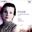 Clare Hammond : Etude -Unsuk Chin, Kapustin, Lyapunov, Szymanowski (Hybrid)