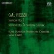 Symphonies Nos.1, 3 : Oramo / Royal Stockholm Philharmonic (Hybrid)