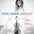 Violin Concerto, 1, 5, Sinfonia Concertante K, 364, : Frang(Vn) Rysanov(Va) J.cohen / Arcangelo