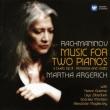 Works For 2 Pianos: Argerich Goerner Zilberstein Montero Etc