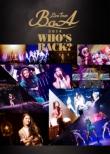 BoA LIVE TOUR 2014 �`WHO'S BACK�H�`(2DVD)