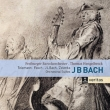 J.B.Bach Orchestral Suites Nos 1-4, J.L.Bach, Telemann, Fasch, Zelenka : Hengelbrock / Freiburg Baroque Orchestra (2CD)