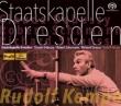R.Strauss Ein Heldenleben, Schumann Piano Concerto, Debussy : R.Kempe / Staatskapelle Dresden, Frager(P)(1974)(Single Layer)