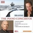 Piano Concertos Nos.1, 2, Ballades : Barto(P)Eschenbach / Berlin Deutsches Symphony Orchestra (2CD)