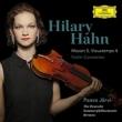 Mozart Violin Concerto No.5, Vieuxtemps Violin Concerto No.4 : Hilary Hahn(Vn)Paavo Jarvi / Deutsche Kammerphilharmonie