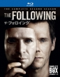 The Following S2 Blu-Ray Complete Box