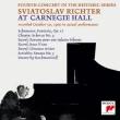 Sviatoslav Richter Carnegie Recital 1960 -Schumann, Chopin, Ravel, Scriabin, Rachmaninov (1960)