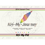 2014Concert Tour Kis-My-Journey 【初回生産限定盤】(DVD)
