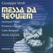 Requiem : Karajan / Teatro Alla Scala, L.Price, Cossotto, Bergonzi, Zaccaria (1964 Moscow)