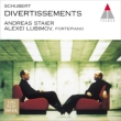 Divertissements for 2 Pianos : Staier, Lubimov(Fp)