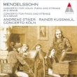 Piano Concerto, Double Concerto : Staier(Fp)kussmaul(Vn)Concerto Koln