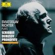 Sviatoslav Richter : Scriabin Piano Sonata No.5, Prokofiev Piano Sonata No.8, Debussy, etc