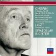 リスト:ピアノ・ソナタ、ショパン:前奏曲集(10曲)、舟歌、幻想ポロネーズ、他 リヒテル