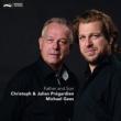 Father & Son -Schubert, Schumann, Brahms, etc Lieder : Pregardien, J.Pregardien(T)Gees(P)(Hybrid)