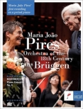 Piano Concerto No.3 : Pires(Fp)Bruggen / 18th Century Orchestra +Documentary : The Breath of the Orchestra