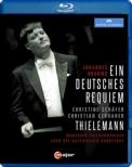 Ein Deutsches Requiem : Thielemann / Munich Philharmonic, C.Schafer, Gerhaher Bavarian Radio Choir