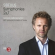 Symphonies Nos.2, 7 : Sondergard / BBC National Orchestra of Wales (Hybrid)