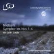 Complete Symphonies : C.Davis / London Symphony Orchestra (3SACD)(Hybrid)(+blu-ray Audio)