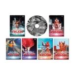 Super Robot Mach Baron Special Cd Tsuki Dvd Set