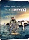 Interstellar Steelbook Blu-ray +DVD sets