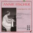 Beethoven Piano Sonatas Nos.10, 14, Schumann Fantasie, Fantasiestucke : Annie Fischer(P)(1991 Tokyo)(2CD)