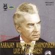Brahms Symphony No.1, Mozart Symphony No.40 : Karajan / Vienna Philharmonic (1964 Bucharest)